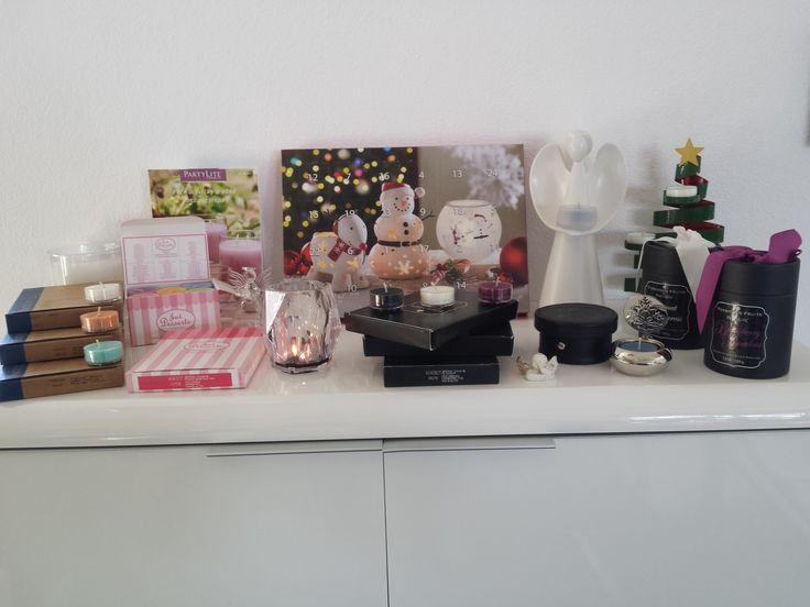 PartyLite produkty c. 2