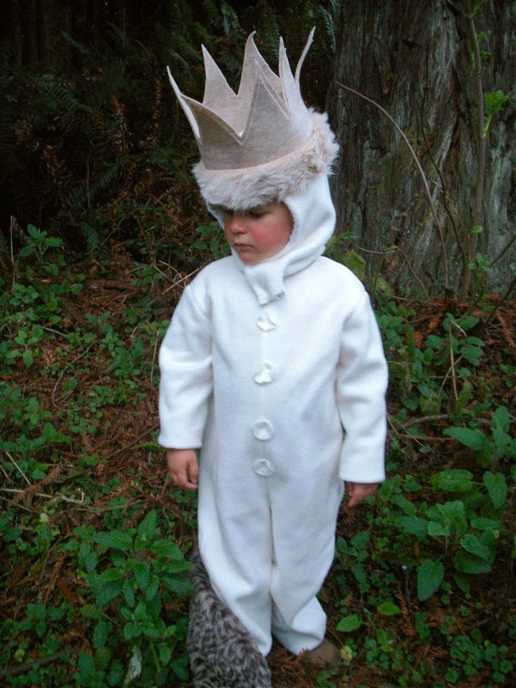 Wild Things MAX Halloween Costume for Boys by BooBahBlue on Etsy, $65.00