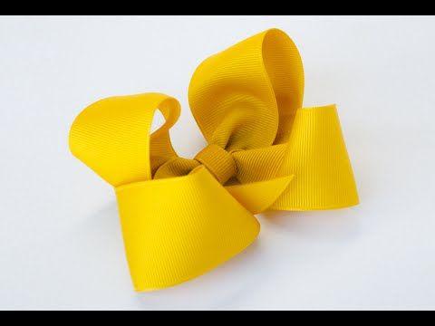 getlinkyoutube.com-RABOM Boutique Bow Tutorial