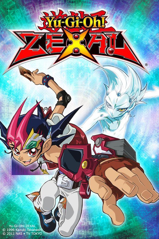 YuGiOh! ZEXAL Anime ENGSub Yu gi oh, Zeichentrick und