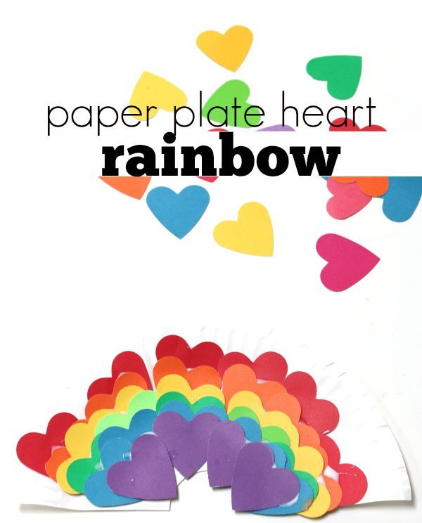 447 best Rainbow Crafts for Kids images on Pinterest Rainbow - rainbow template