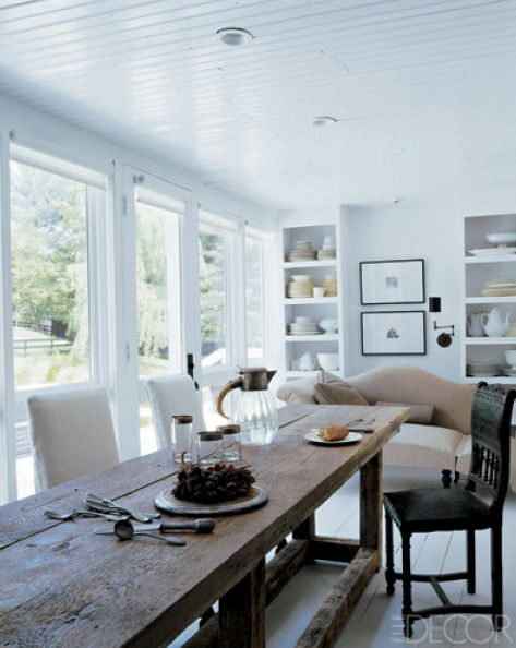dining rooms ~ part two | a thoughtful eye