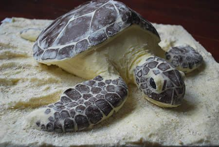 Amazingly realistic 3D cake sculptures that look like animals.   Neatologie.comNeatologie.com