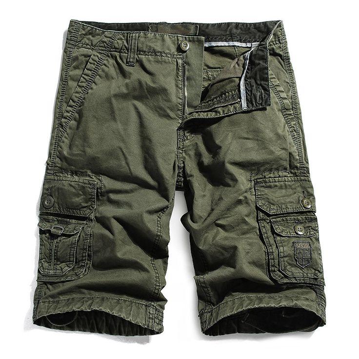 Pure Cotton Excellent Quality Summer EtE Lache Shorts Homme Loose Plus Size Short Homme Bermude