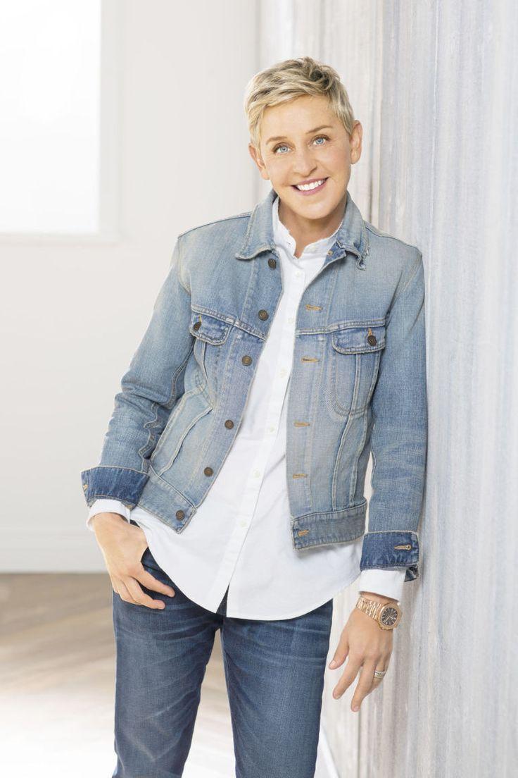 930 best The Ellen show images on Pinterest | Portia de rossi, Ellen ...