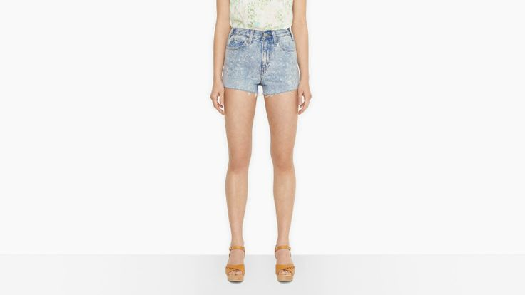 High Rise Shorts | Summer Days | Korte broeken | Kleding | dames | Levi's | Netherlands