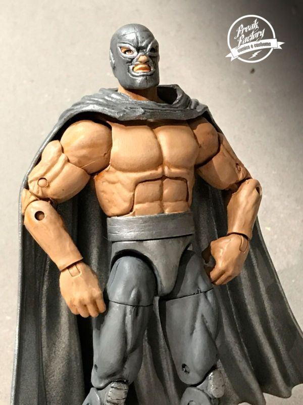 El Santo (Marvel Legends) Custom Action Figure