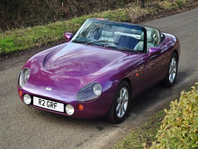 41 best images about tvr on pinterest martin o 39 malley for Griffith motors home pa