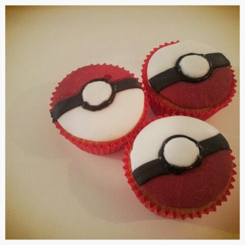 pokemon cupcakes how to make