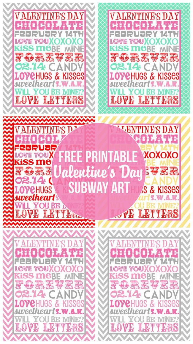 53 best Valentine\'s Day Crafts images on Pinterest | Printable ...