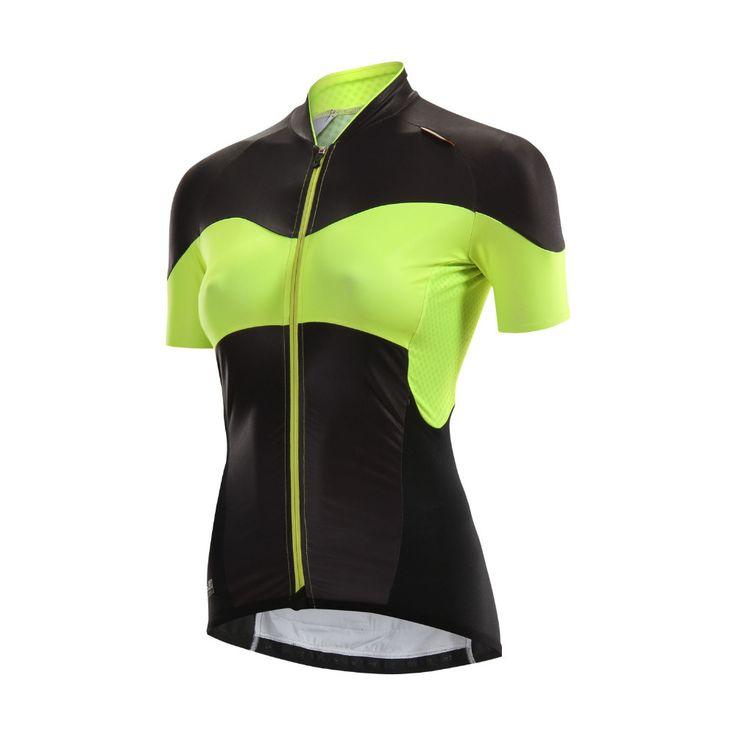 Aliexpress.com: Comprar Monton mujeres ciclismo manga corta Jersey Bike Shirt por carretera de la bicicleta del envío gratis de lámpara de la bicicleta fiable proveedores en yision