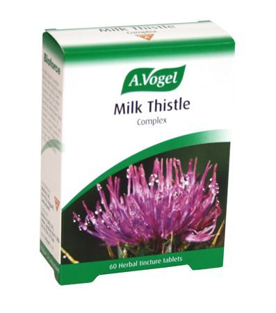 A. Vogel Milk Thistle Tablets 60 A. Vogel Milk Thistle Tablets 60: Express Chemist offer fast delivery and friendly, reliable service. Buy A. Vogel Milk Thistle Tablets 60 online from Express Chemist today! (Barcode EAN=7610313404056 http://www.MightGet.com/january-2017-11/a-vogel-milk-thistle-tablets-60.asp