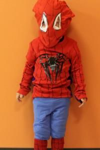 DIY Tutorial DIY Spiderman Costumes / DIY Spiderman replica costume - The torso - Bead&Cord