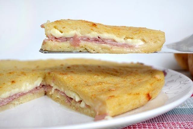 » Pizza di patate Ricette di Misya - Ricetta Pizza di patate di Misya