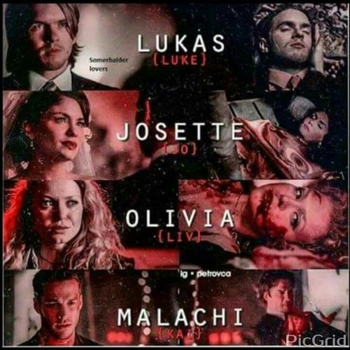I was sad when they all died. But then again I was like half and half on Kai BC he is evil. One of the four will come back tho it's TVD