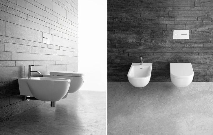 ANTONIO LUPI | SELLA | Wc's y bidets de diseño para el baño