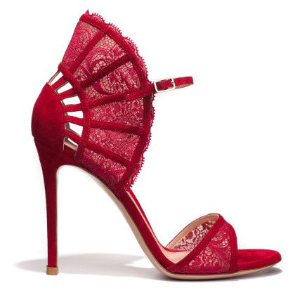 17 Holiday Gifts for the Social Butterfly - Gianvito Rossi sandals