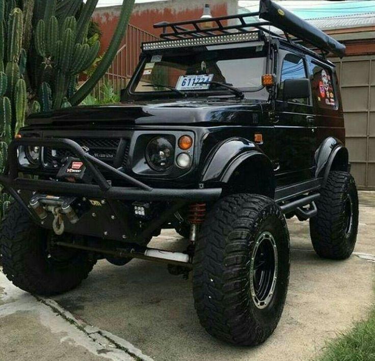オフロード車 Ja22 ジムニー オフロード