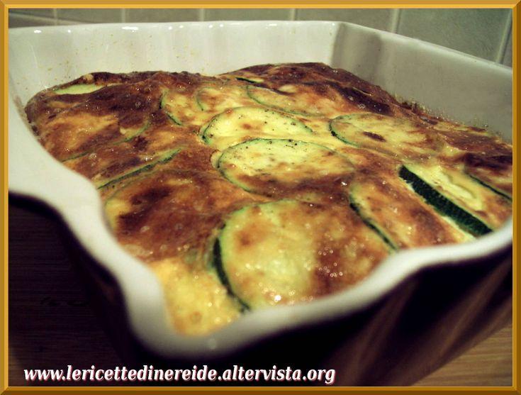 sformato zucchine