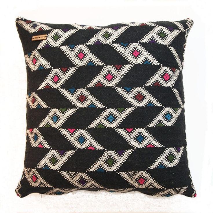 Vintage Berber Z-tyynynpäällinen