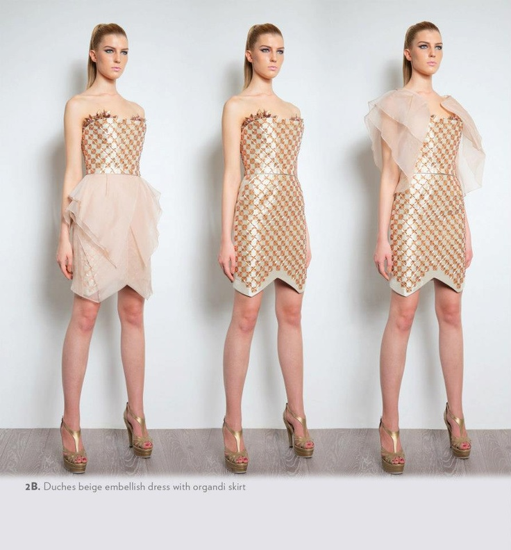 transformable clothing || albert yanuar 2013