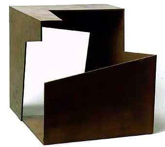 Caja Metafisica, Jorge Oteiza