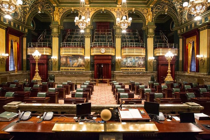 The Pennsylvania Senate
