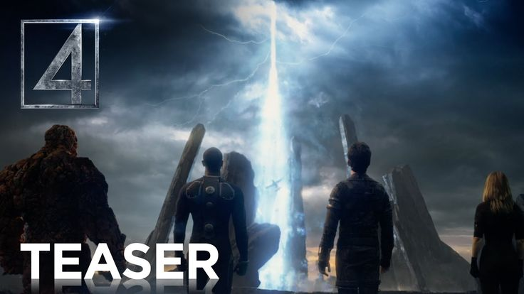 #FantasticFour - Official Teaser Trailer (2015) [20th Century FOX] #marvel