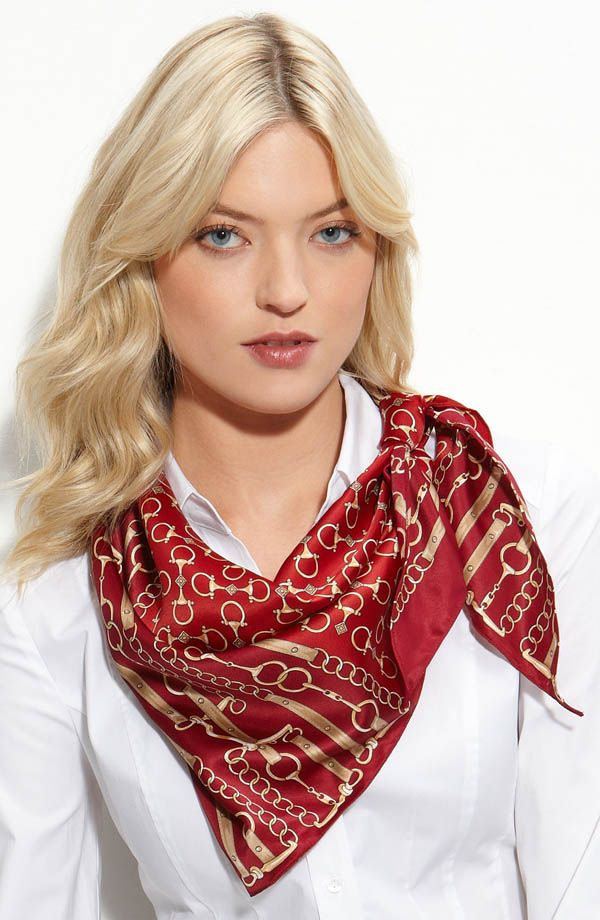 Scarf Can Make Your Face Looks Glowing or Scarves Trend 1 Scarf Can Make Your Face Looks Glowing | Scarves Trend