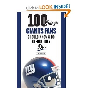 28 best new york giants images on pinterest new york giants 100 things giants fans should know do before they die 100 things fandeluxe PDF