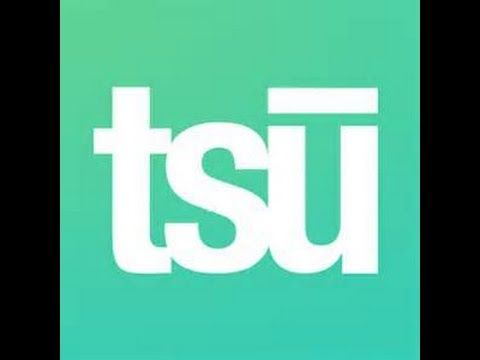 special video i invite you to tsu network 100% free