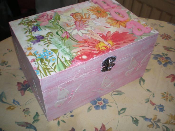caja de hadas