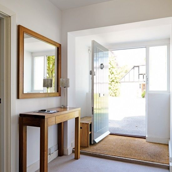 hallway step inside a 1930s semi house tour ideal home housetohome - Decorating Ideas Hallways