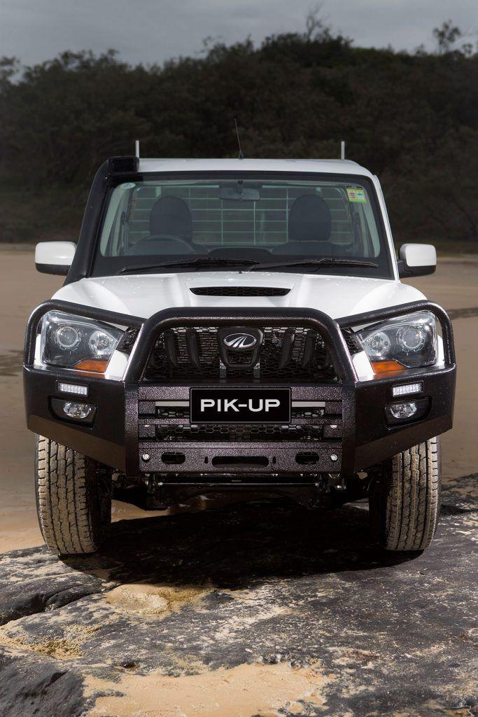 Pik Up Dual Cab Mahindra Auto Mahindra Jeep Cab Pick Up 4x4