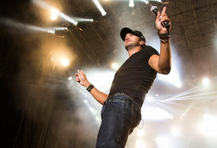 Luke Bryan Tour Dates 2013 | Artists : Artists A to Z : 2013 Faster Horses Music Festival : Great ...