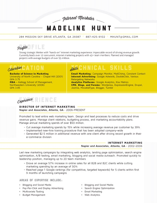 52 best Contemporary Resumes images on Pinterest Resume tips - web services testing resume