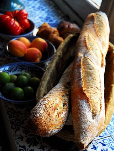 Artisan Bread in Five Minutes a Day. This is a great book with recipes that are fast and easy.