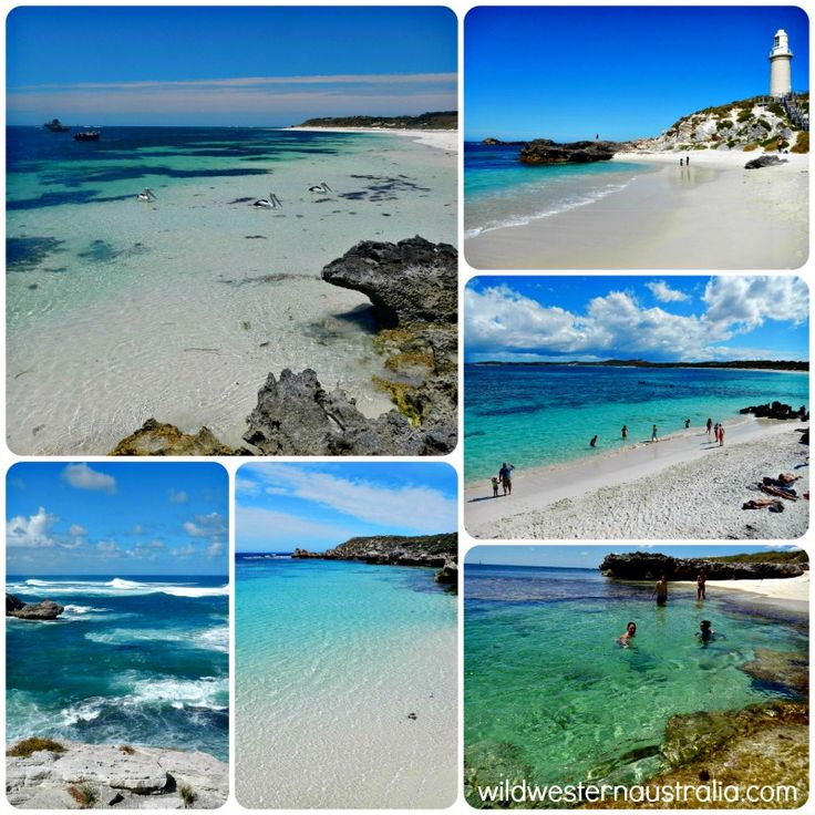 63 paradise beaches plus other coastal rocks, reefs and points. Discover the best places on Rottnest Island for swimming, snorkeling and fishing!