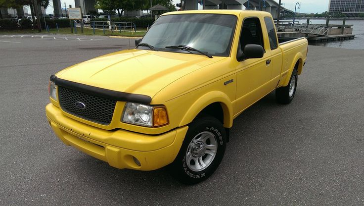 2002 Ford Ranger XL