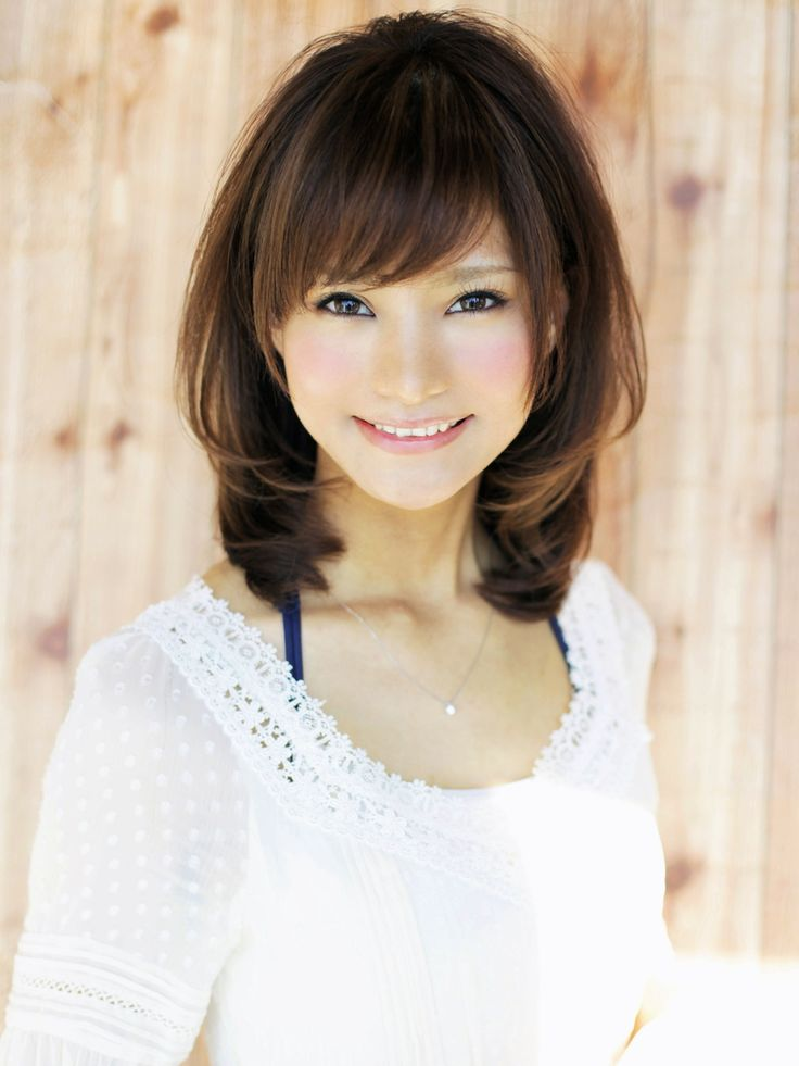 style asian hair medium style asian hair medium length hair cuts 4244