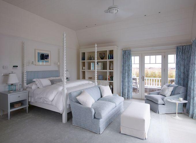 237 best beach cottage bedrooms images on Pinterest   Bedroom ideas ...