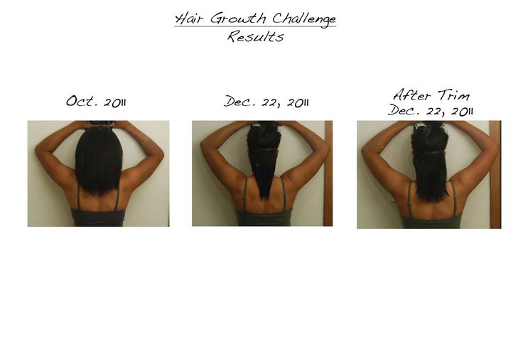 Worth A Try Wild Growth Hair Oil Results Wednesday