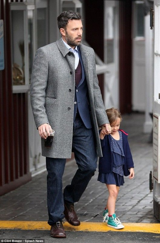 the father by hugh garner Jennifer garner posts message to ben affleck on father's day jennifer garner  has posted a message to ben affleck today for father's day  hugh jackman's  new movie the front runner has a new release date - the.