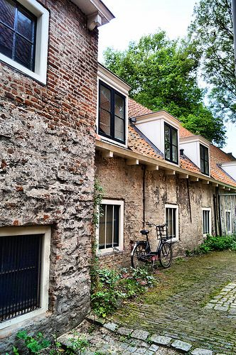 Muurhuizen Amersfoort Behind the music school