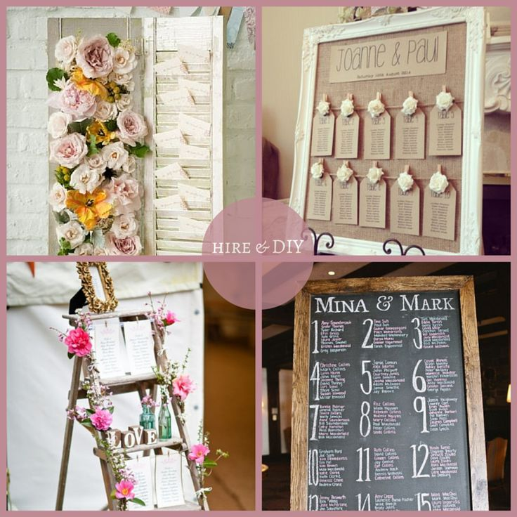 Best 25 Diy Wedding Planner Ideas On Pinterest: 17 Best Images About Seating Plans On Pinterest