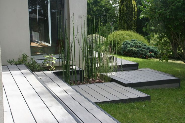 253 best ogr d images on pinterest landscaping small for Decoration jardin olivier