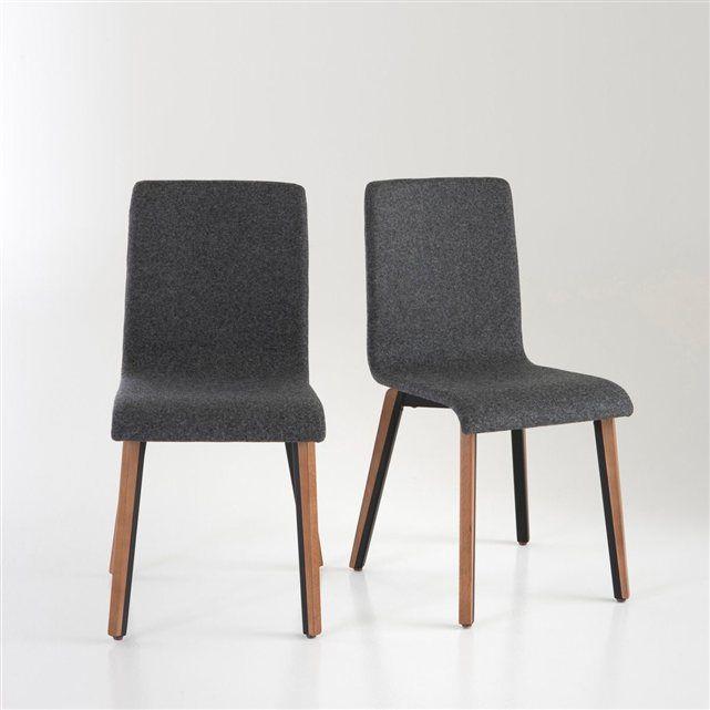 17 meilleures id es propos de rev tement de chaise sur pinterest chaises - Chaise de bureau la redoute ...
