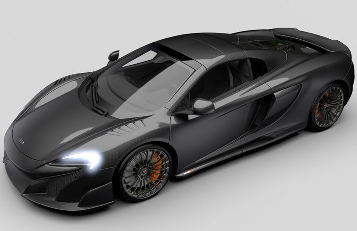 Image for McLaren 675LT Spider Carbon Series Wallpaper