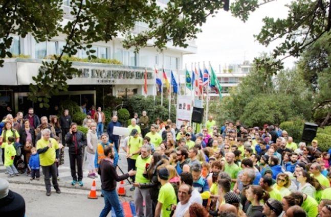 """Η Sportevent με την ευγενική υποστήριξη του St George Lycabettus Boutique Hotel προκηρύσσουν αγώνα δρόμου την Κυριακή 28 Φεβρουαρίου 2016 με την επωνυμία """"2ο Lycabettus Run"""".Πρόκειται…"""