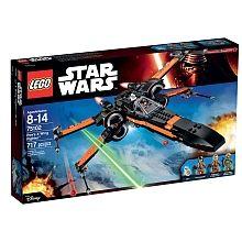 "LEGO Star Wars Le X-Wing Fighter de Poe (75102) - LEGO - Toys""R""Us"